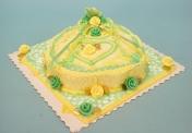W-Bib cake