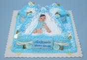W-Rosie cake